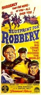 Blueprint for Robbery - Australian Movie Poster (xs thumbnail)