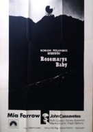 Rosemary's Baby - Swedish Movie Poster (xs thumbnail)