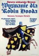 A Challenge for Robin Hood - Polish Movie Poster (xs thumbnail)