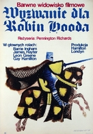 A Challenge for Robin Hood - Polish Movie Poster (xs thumbnail)