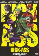 Kick-Ass - Czech Movie Cover (xs thumbnail)