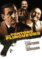 Les tontons flingueurs - French DVD cover (xs thumbnail)