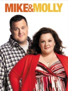 """""""Mike & Molly"""" - DVD cover (xs thumbnail)"""