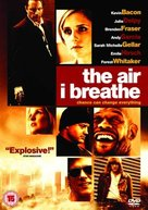 The Air I Breathe - British DVD cover (xs thumbnail)