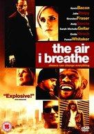 The Air I Breathe - British DVD movie cover (xs thumbnail)