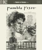 Rumble Fish - British Blu-Ray cover (xs thumbnail)