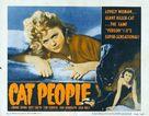 Cat People - British poster (xs thumbnail)