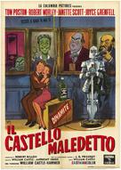 The Old Dark House - Italian Movie Poster (xs thumbnail)