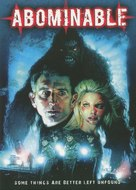Abominable - Belgian DVD cover (xs thumbnail)