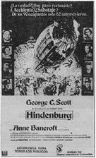 The Hindenburg - Spanish Movie Poster (xs thumbnail)
