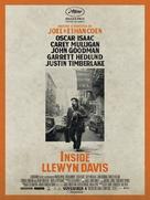 Inside Llewyn Davis - Belgian Movie Poster (xs thumbnail)