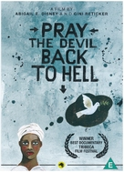 Pray the Devil Back to Hell - British DVD cover (xs thumbnail)