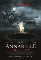 Annabelle: Creation - Indian Movie Poster (xs thumbnail)