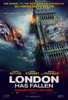 London Has Fallen - Philippine Movie Poster (xs thumbnail)