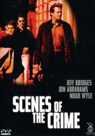 Scenes of the Crime - Norwegian poster (xs thumbnail)