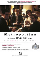 Metropolitan - French Re-release poster (xs thumbnail)