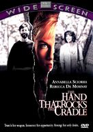 The Hand That Rocks The Cradle - DVD cover (xs thumbnail)