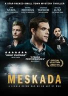 Meskada - Swedish DVD cover (xs thumbnail)