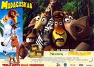 Madagascar - Czech Movie Poster (xs thumbnail)