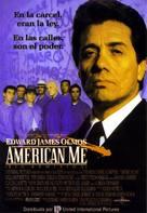 American Me - Spanish Movie Poster (xs thumbnail)