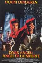 Dark Angel - Spanish Movie Poster (xs thumbnail)