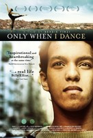 Only When I Dance - British Movie Poster (xs thumbnail)