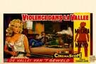 The Tall Stranger - Belgian Movie Poster (xs thumbnail)