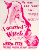 I Married a Witch - poster (xs thumbnail)