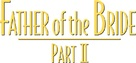 Father of the Bride Part II - Logo (xs thumbnail)