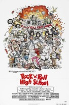 Rock 'n' Roll High School - Movie Poster (xs thumbnail)