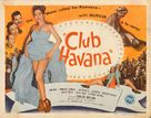 Club Havana - Movie Poster (xs thumbnail)