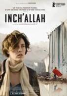 Inch'Allah - Belgian Movie Poster (xs thumbnail)