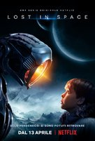 """""""Lost in Space"""" - Italian Movie Poster (xs thumbnail)"""