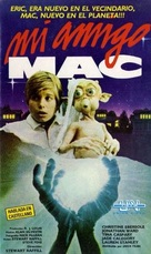 Mac and Me - Argentinian Movie Cover (xs thumbnail)