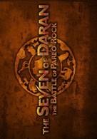 De zeven van Daran, de strijd om Pareo Rots - poster (xs thumbnail)