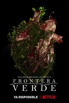 """""""Frontera Verde"""" - Colombian Movie Poster (xs thumbnail)"""