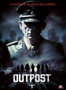 Outpost: Black Sun - French Movie Cover (xs thumbnail)