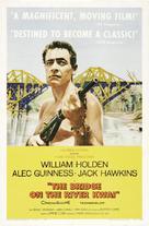 The Bridge on the River Kwai - Movie Poster (xs thumbnail)