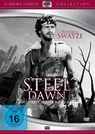Steel Dawn - German Movie Cover (xs thumbnail)