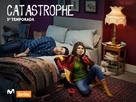 """Catastrophe"" - Spanish Movie Poster (xs thumbnail)"