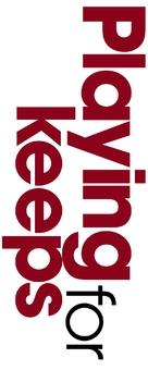 Playing for Keeps - Logo (xs thumbnail)