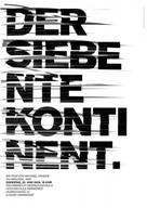 Siebente Kontinent, Der - German Movie Poster (xs thumbnail)