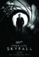 Skyfall - Brazilian Movie Poster (xs thumbnail)