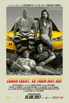 Logan Lucky - Vietnamese Movie Poster (xs thumbnail)