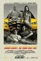 Logan Lucky - Vietnamese Movie Poster (xs thumbnail)