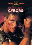 Cyborg - DVD movie cover (xs thumbnail)
