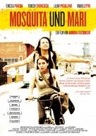 Mosquita y Mari - German DVD cover (xs thumbnail)