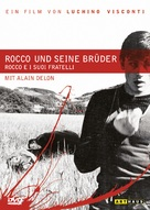 Rocco e i suoi fratelli - German DVD cover (xs thumbnail)