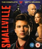 """Smallville"" - British Blu-Ray movie cover (xs thumbnail)"