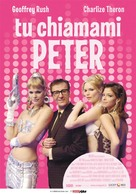 The Life And Death Of Peter Sellers - Italian Movie Poster (xs thumbnail)